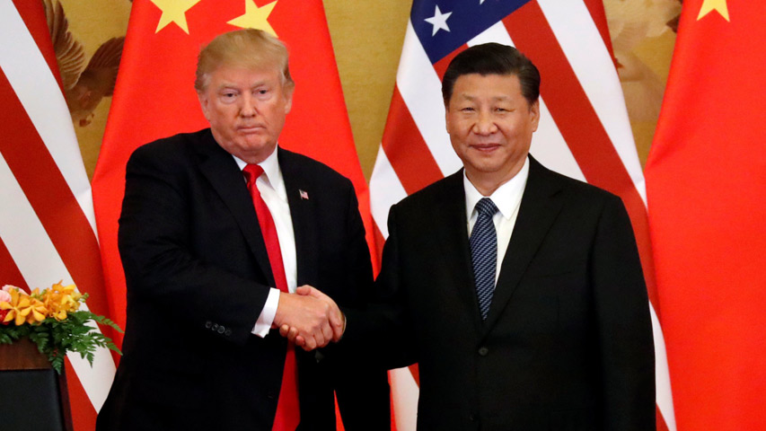 trump china xi jinping