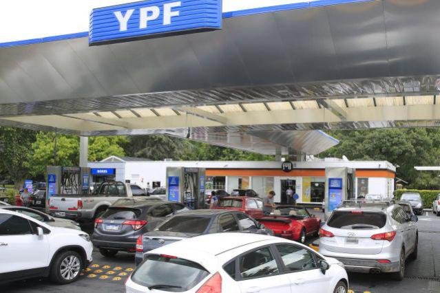 Ypf combustible
